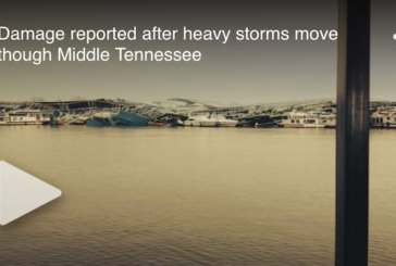 2 tornadoes confirmed after strong storms push through Middle Tennessee