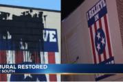 'I Believe in Nashville' mural restored in 12South