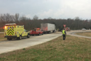 Tractor trailer spills fuel on I-24 ramp in Whites Creek