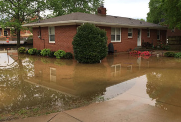 Scattered storms lead to flash flooding in Franklin