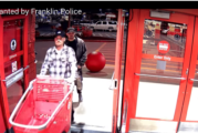 Police search for men accused of stealing vacuums from Cool Springs Target