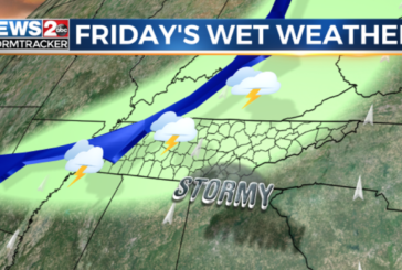 Strong storms expected this weekend in Middle Tennessee