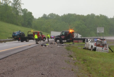 2 injured in head-on crash on I-840 in Williamson County
