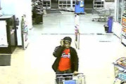 Suspect wanted for stealing $1,400 in merchandise from Franklin Walmart