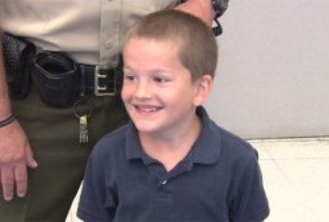 Williamson County SRO credited for saving choking 1st grader's life