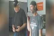 Police work to ID failed thieves who fled Franklin store security