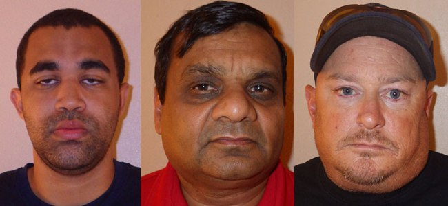 3 men arrested in Franklin prostitution sting