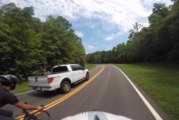 Man Who Filmed Natchez Trace Cyclist Being Run Over by SUV Thanks Community
