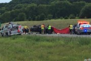 Deadly Crash Closes I-840 West in Williamson County