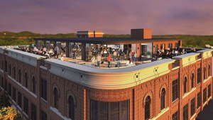 Historic Downtown Franklin Soon to Have County's Only Rooftop Bar