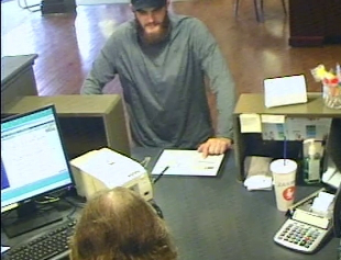 New Photos Released in Berry Farms Bank Robbery