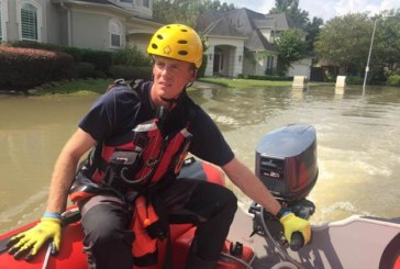 Brentwood's Swift Water Team Returns from Houston
