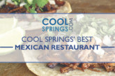 Best Mexican Restaurant in Cool Springs