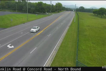 Franklin Road Widening Project Begins, Will Last 3 Years