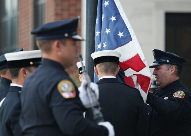 Franklin Police & Fire Departments to Hold 9/11 Memorial; Community Invited to Gather Outside Police Headquarters, Monday