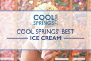 Best Ice Cream in Cool Springs