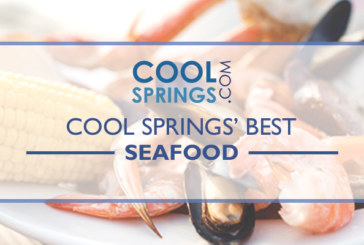 Best Seafood Restaurant in Cool Springs