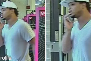 Crime Stoppers cash offered for ID of crook with cloned credit cards