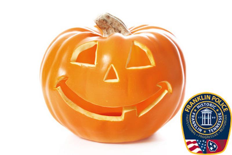 Franklin Police to Close Historic Downtown Neighborhood Streets on Halloween