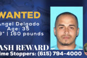 WANTED: Angel Delgado
