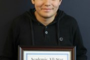 Academic All-Star – Diego Fuentes, Centennial High