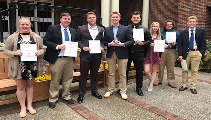 WCS Takes Charge at NATAS Student Production Awards