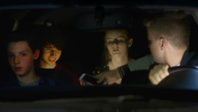 Student Distracted Driving Feature