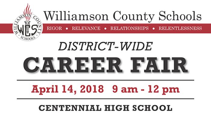 Williamson County Schools Career Fair