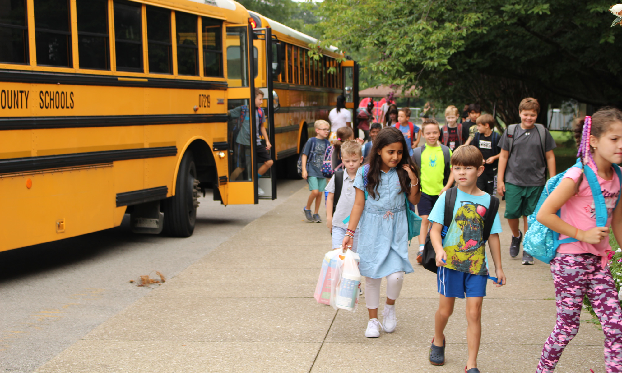 Keeping Students Safe on the School Bus