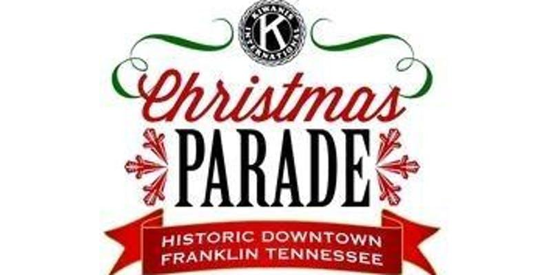 Kiwanis Club Sponsors Franklin Christmas Parade